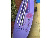 Topper Sailing Dinghy 42232