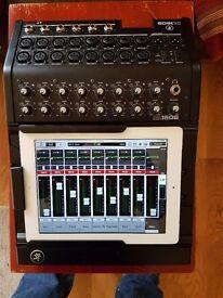 Mackie DL1608 Mixing Desk