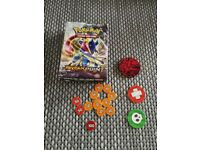 USED - Pokemon complete deck - X&Y Breakthrough - Wave Slasher theme