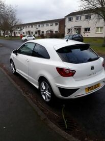 SEAT IBIZA CR SPORT TDI (private seller) reduced to £3600. Advertised elsewhere