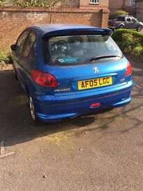 Selling Peugeot 206 needs to be gone ASAP