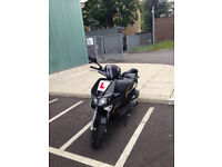 2013 Gilera Runner 125 ST *ONLY 2668 MILEAGE*