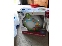 Mothercare lullaby projector