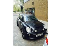 MINI COOPER S WORKS HARTGE 1.6 SUPERCHARGED 210 BHP with JCW INDUCTION KIT