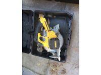 Dewalt 28v circular saws bare units