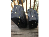 Large and Medium size Antler Suitcases for Sale £60 for both
