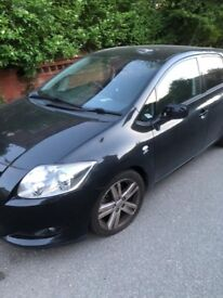 TOYOTA AURIS Nice Clean Car perfectly working Long MOT 109000 Miles Diesel