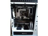 Selling PC £750 (negotiable), emergency, girlfriend had car accident in US.