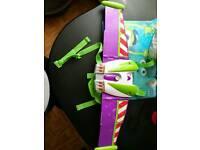 Buzz lightyear wings