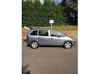 "Vauxhall Zafira 6+1 Seats , 1.6L Petrol ""Long MOT !!! Sell or Swap even with Iphone or Samsung"""