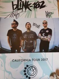 Blink-182 V.I.P Merch