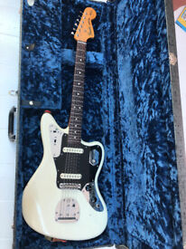 Fender Jaguar Johnny Marr Issue