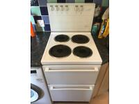 Free Belling Compact electric cooker for collection