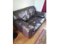 Free to collect! Two seater sofa