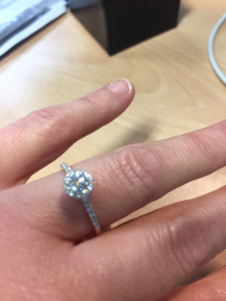 Engagement ring | in Newton Abbot, Devon | Gumtree