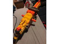 Nerf gun automatic machine gun