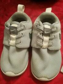 Toddler boys nike trainers