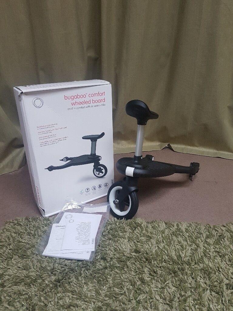 Bugaboo Comfort Wheeled board and Donkey / Buffalo adapter