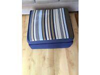 Fold out child's mattress