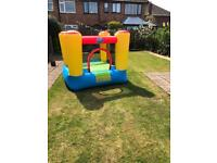Air blow bouncy castle - great condition, great fun