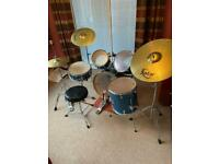Mapex Remo Drum Kit