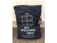 Gro anywhere blackout blind - Brand new