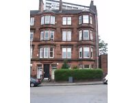 Fully furnished, 2 Bedroom flat available in the West End of Glasgow.