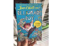Children's David Walliams books