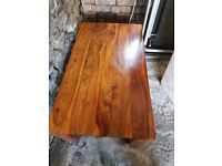 Solod Wood Coffee Table