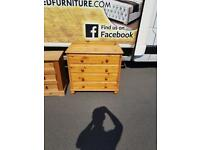 5 drawer chest of drawers £55