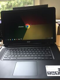 Chromebook C910 as new bargin £120