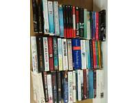 54 Books cheep!