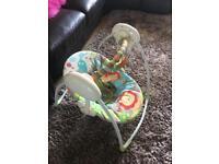 BABY SWING - MOTION