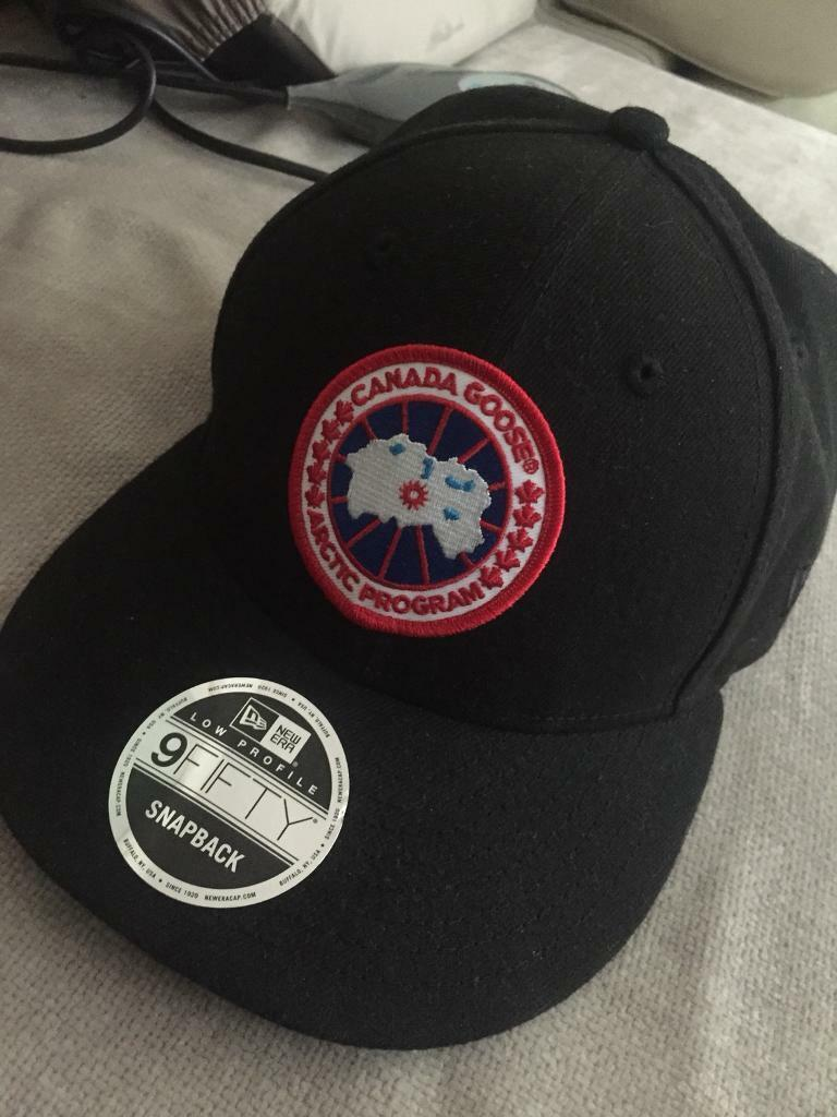 Canada Goose Baseball Cap Ebay 93ec8fd572e