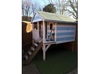 FREE Beautiful very heavy playhouse