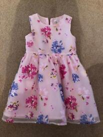 Debenhams John Rocha dress age 3-4