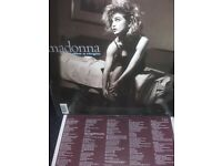 Madonna records