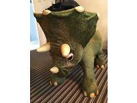 Kota the Ride on Dinosaur