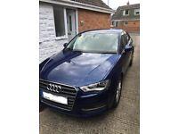 Audi A3 1.4TFSI Blue