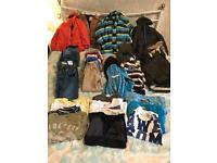 Big bundle boys clothes age 5/6