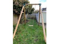 NGF Play Sherwood wood / timber swing