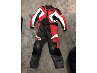 Frank Thomas 2 Piece Motorcycle Leathers
