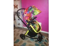 Cossatto travel system 💥 LIKE NEW 💥