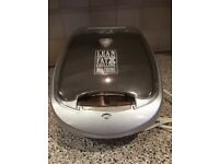 "George Foreman grill ""lean mean fat grilling matching"""