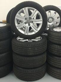 VW/Audi/Seat Alloy Wheels