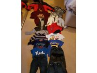Boys 12-18 months baby clothes