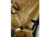 Exercise bike, good condition and working order
