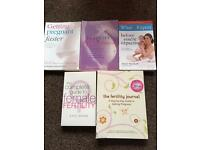 Fertility / conception books