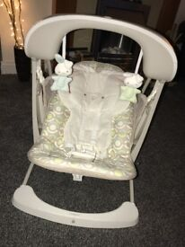 Fisher Price baby swing seat