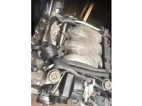 04 MERCEDES CLK 240 PETROL ENGINE COMPLET